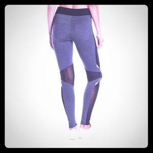 BLANC NOIR Breeze leggings grey, S , compression